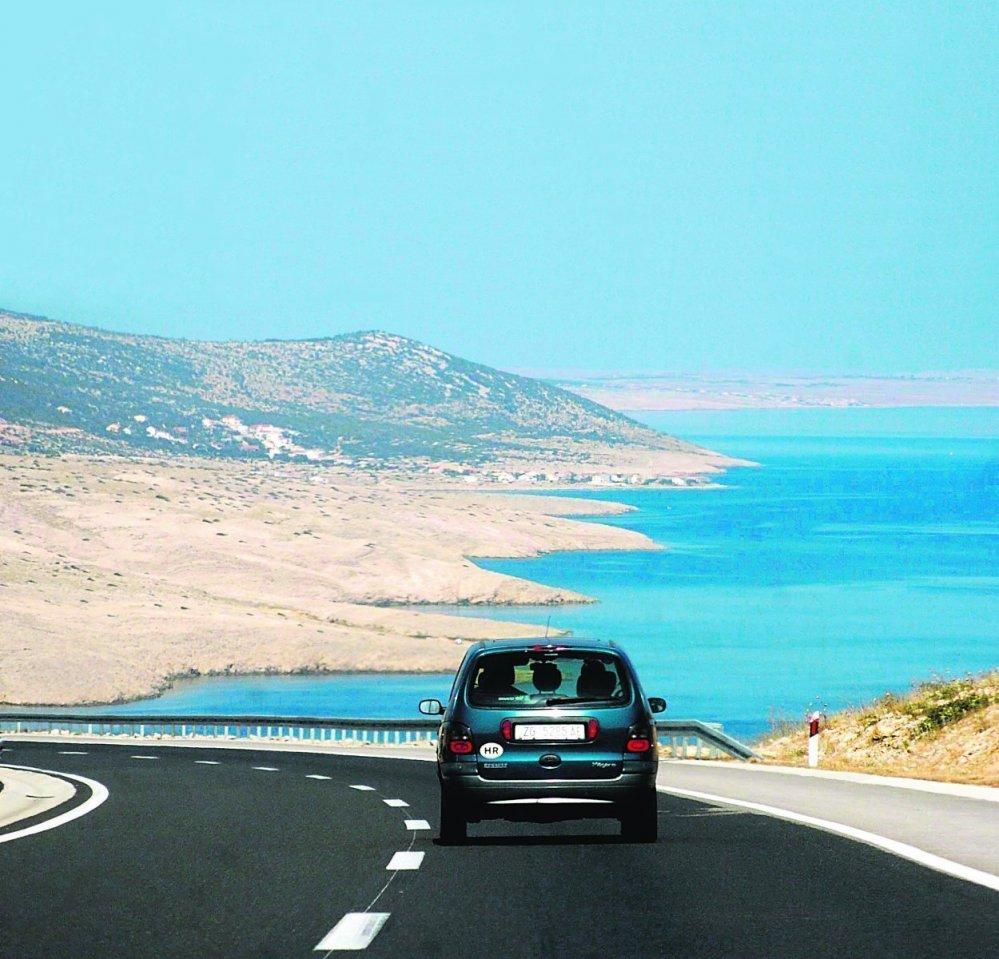 cestovní pojištění autem - chorvatsko
