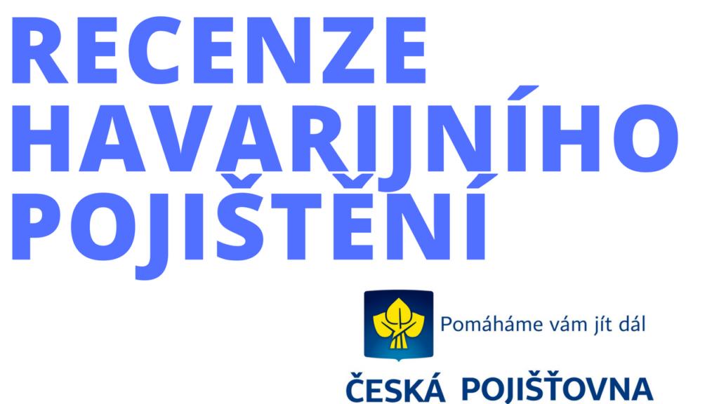 Recenze Havarijního pojištění u České pojišťovny