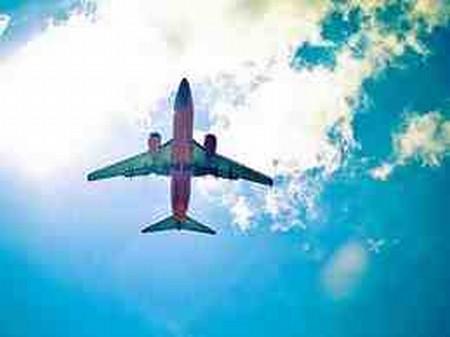 letadlo a cestování
