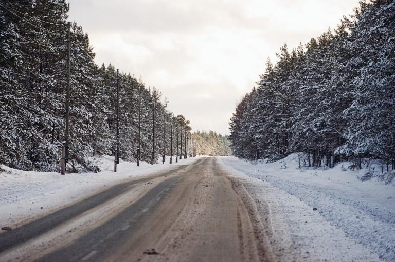 ak zřídit pojištění motocyklu zimní silnice