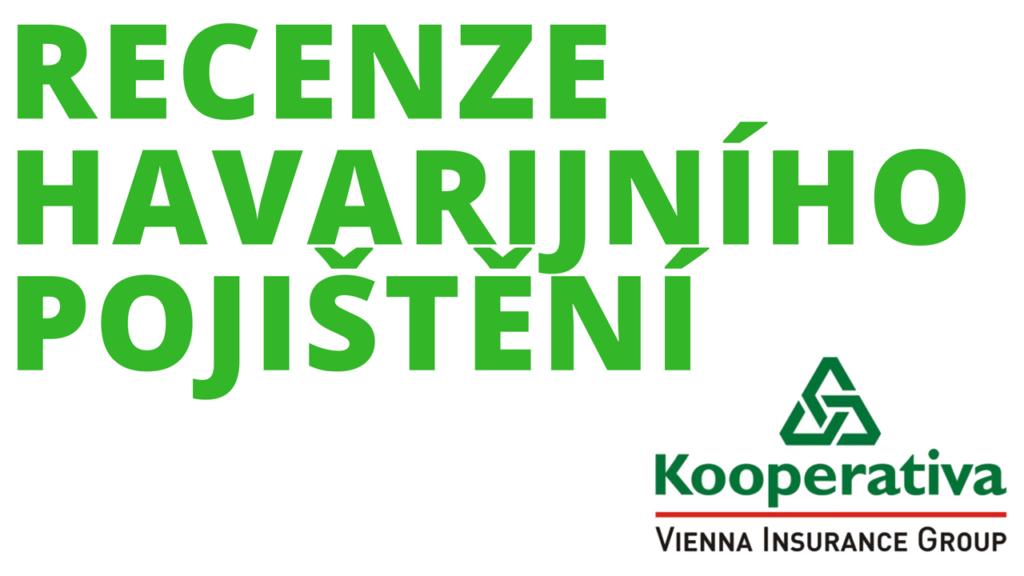 Kooperativa - havarijní pojištění