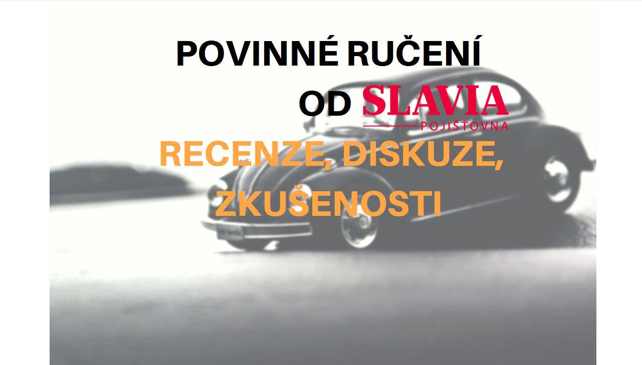Povinné ručení od Slavia - náhledový obrázek