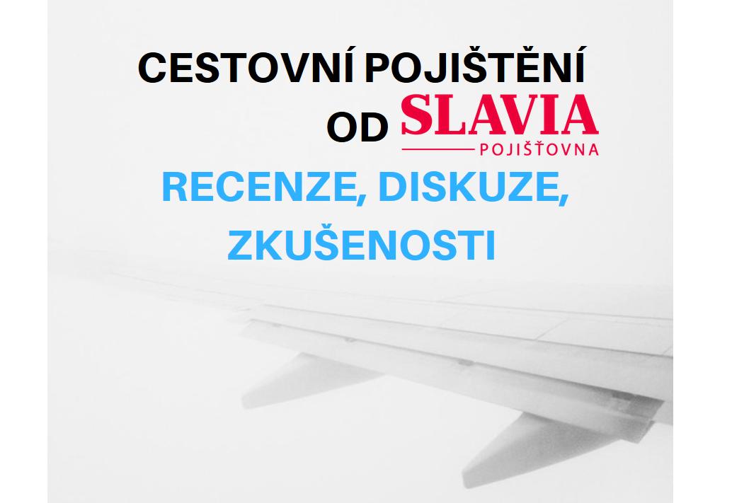 Cestovní pojištění od Slavia - náhledový obrázek