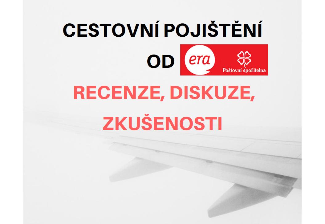 Cestovní pojištění u Poštovní spořitelny – recenze, diskuze, zkušenosti