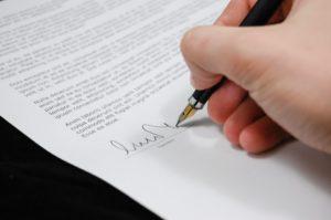 Jak ukončit pojistnou smlouvu - náhledový obrázek