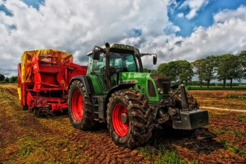 Povinné ručení na traktor - Náhledový obrázek