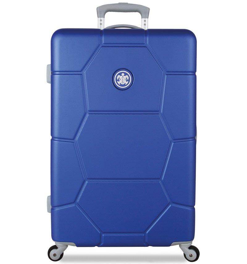 SuitSuit Cestovní kufr Caretta M Dazzling Blue