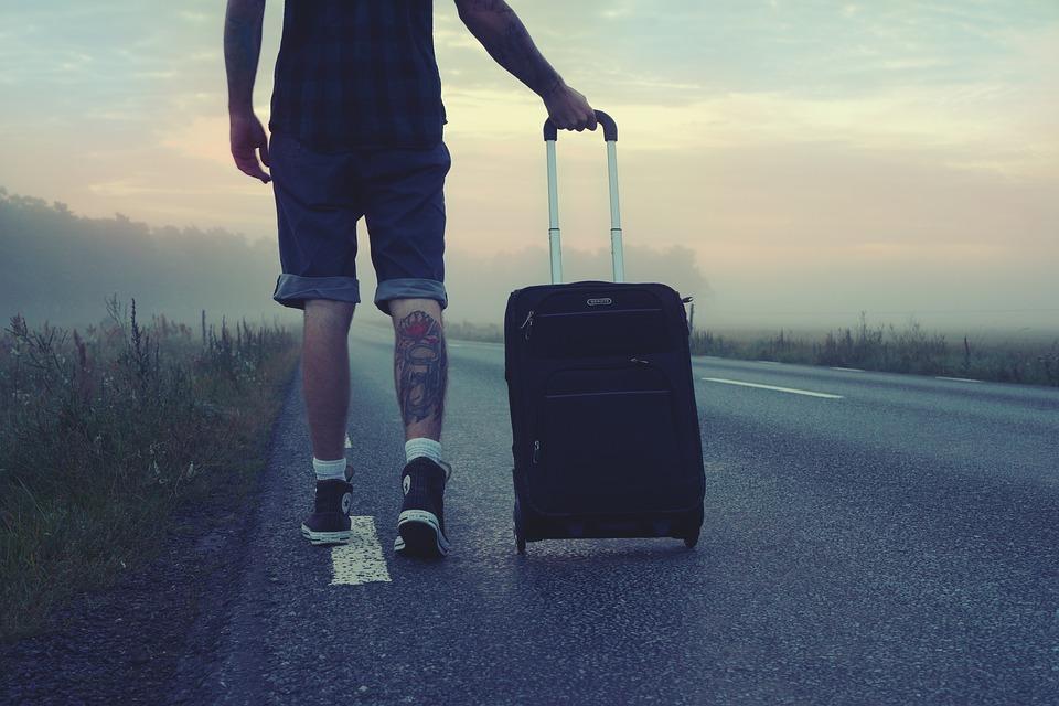 Test: cestovní kufry na kolečkách