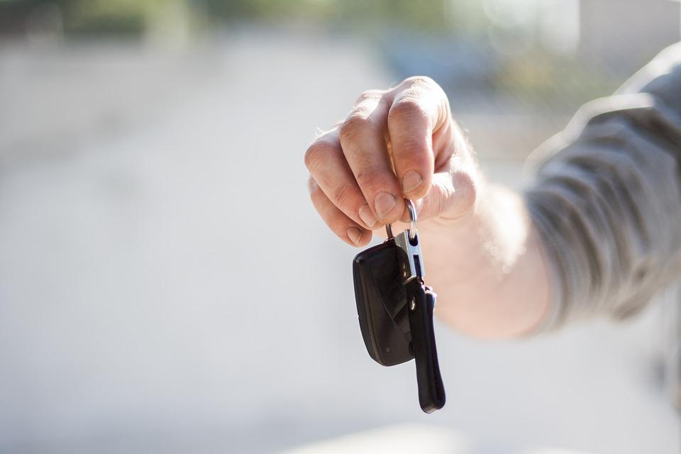 Postup: Jak na prodej auta