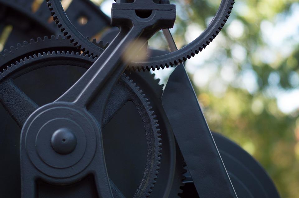 Druhy pojištění - stroje