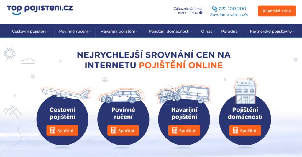 Recenze: Top-pojištění.cz
