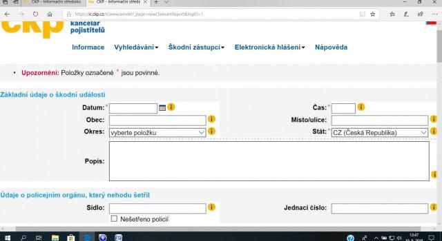 Databáze povinného ručení