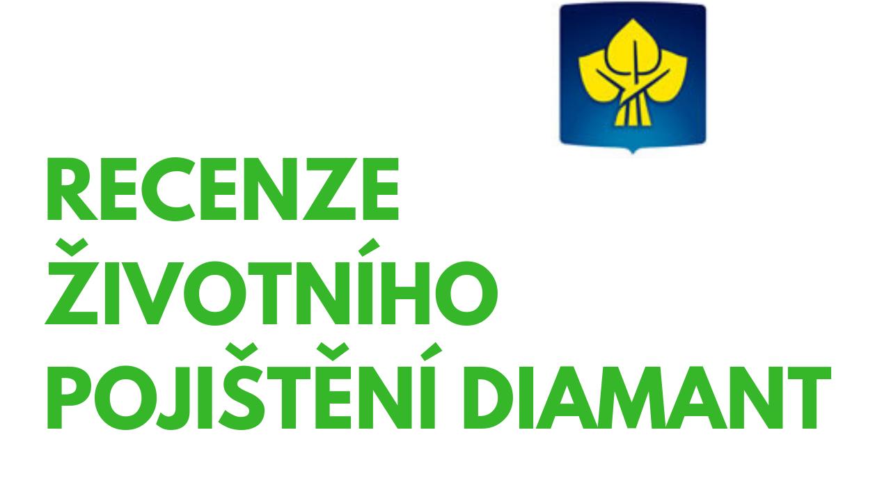 životní pojištění diamant od české pojišťovny