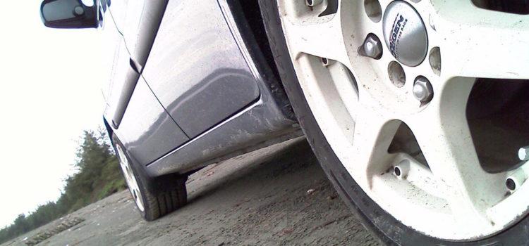 půjčené auto a pojištění