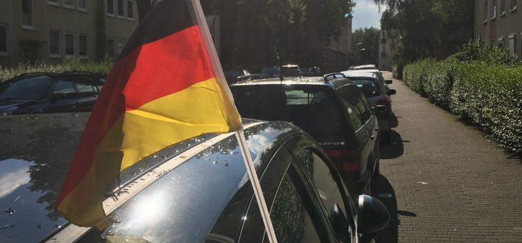 auto z Německa