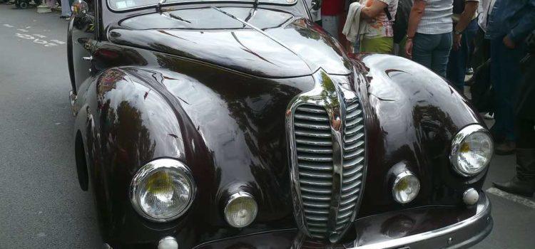 registrace auta jako veterána