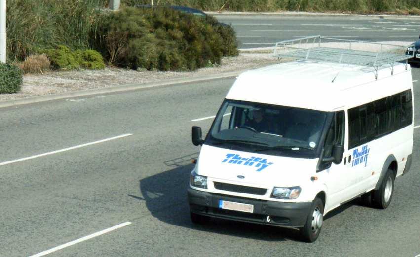 povinné ručení na minibus
