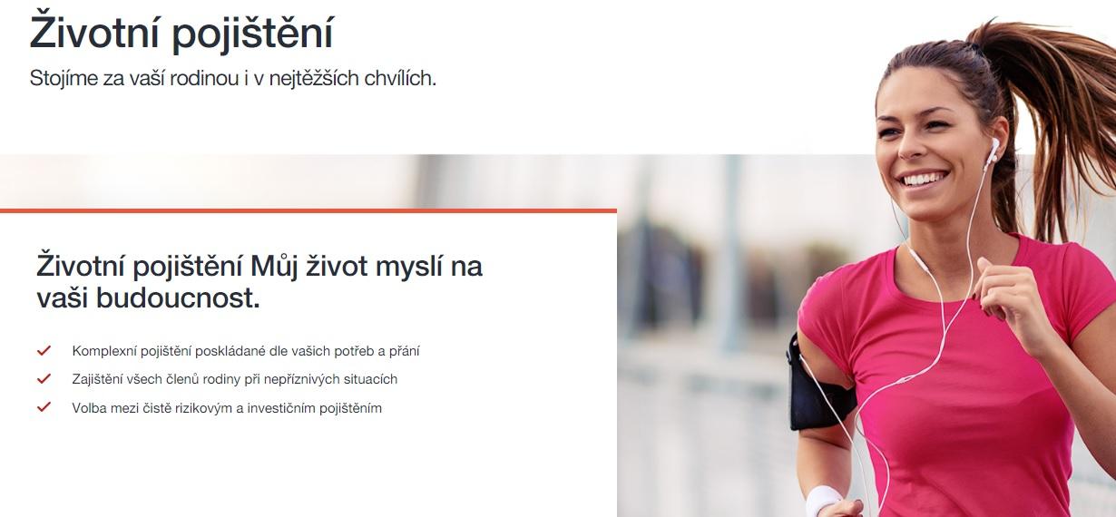 generali česká životní pojištění