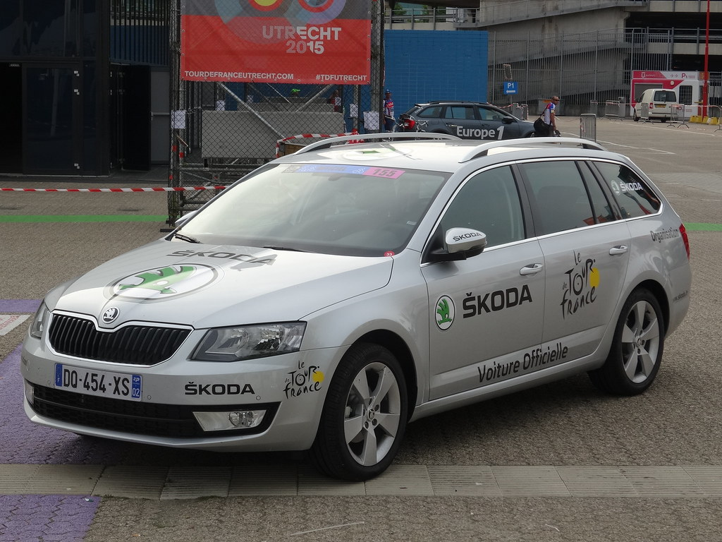 Havarijní ručení pro vozy Škoda