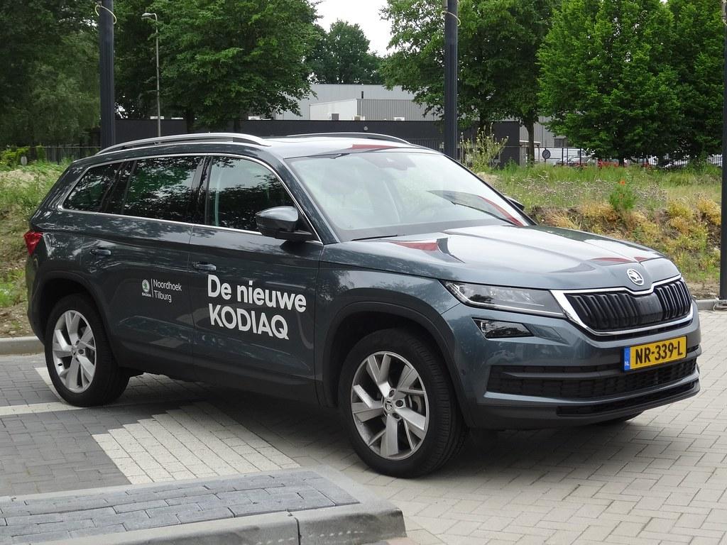 Povinné ručení pro Škoda Kodiaq