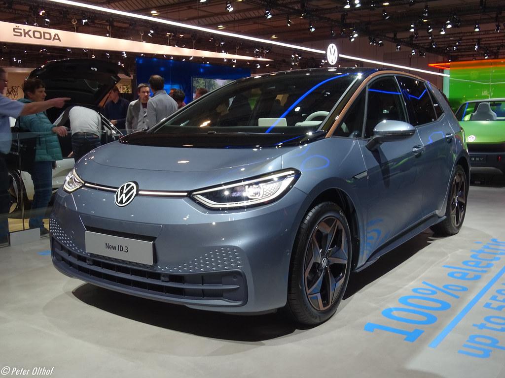 Povinné ručení pro Volkswagen ID.3: srovnání