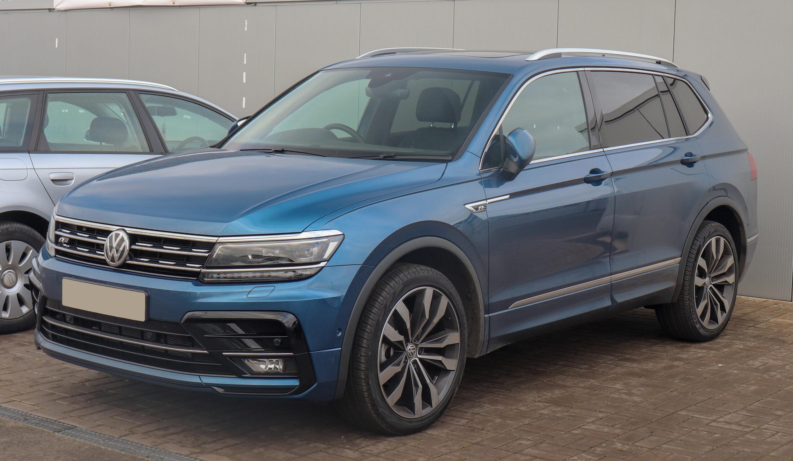 Povinné ručení pro Volkswagen Tiguan: srovnání