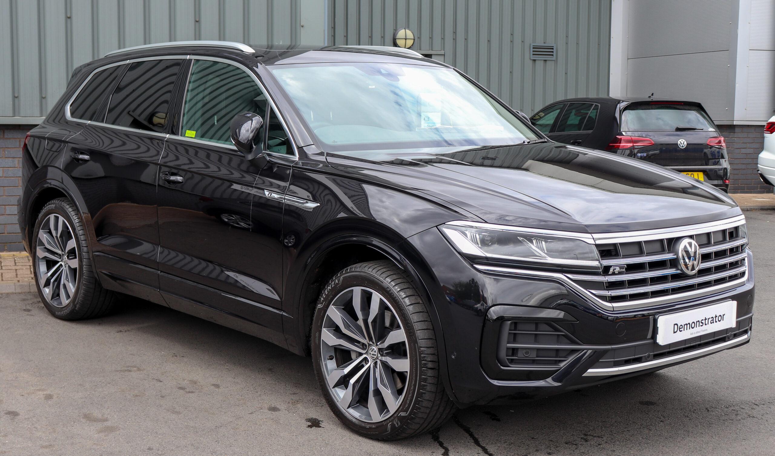 Povinné ručení pro Volkswagen Touareg: srovnání