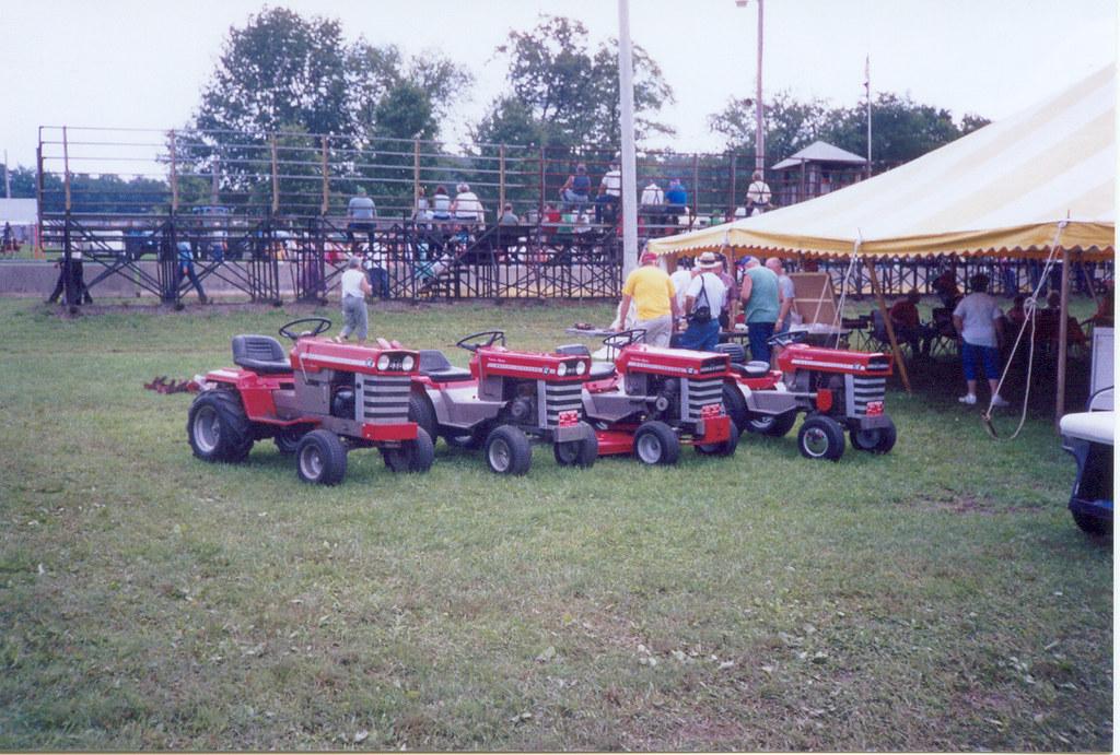 Povinné ručení pro zahradní traktor